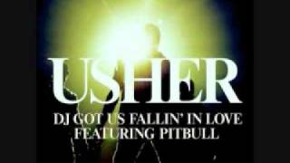 DJ Got Us Falling In Love Again (Usher feat. Pitbull) + Download & Lyrics