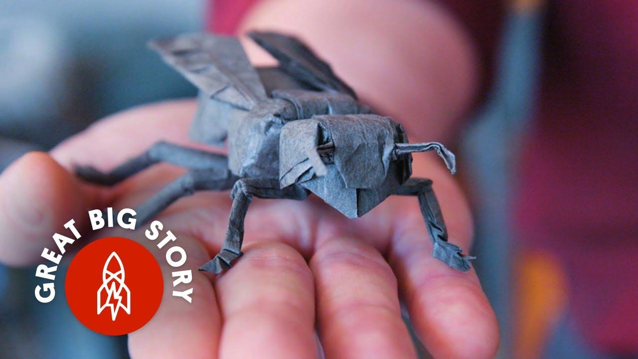 Origami Art: Origin, History, and Fantastic Folding Works | 720x1280