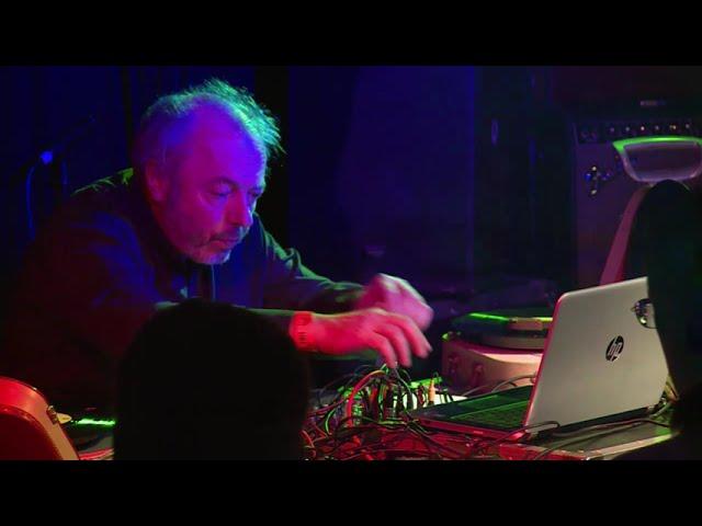 Philip Jeck @ Tusk Festival 2014
