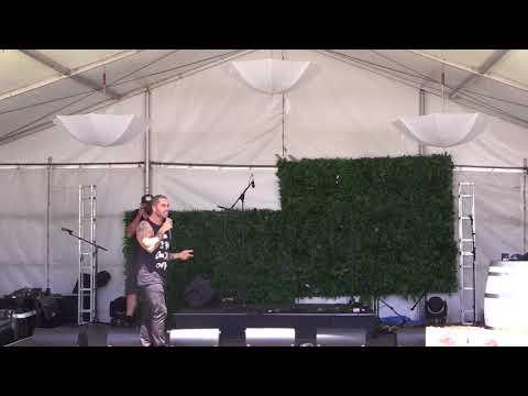 James Aspey - Vegan Festival Adelaide 2017
