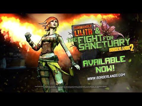 Borderlands 2 New DLC #017A TVHM - Commander Lilith And The Fight For Sanctuary | 07.2019 McSzakalTV