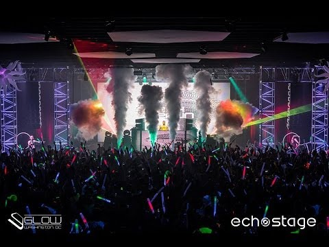 Dash Berlin - Glow at Echostage 10.12.13 [Official After Movie]