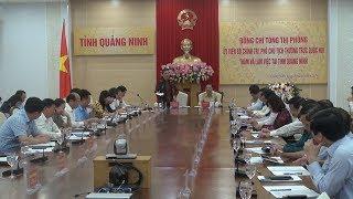 Kết quả thực hiện Nghị quyết Đại hội XII tỉnh Quảng Ninh