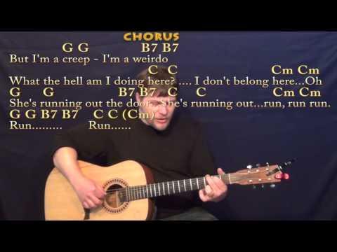 4.7 MB) Creep Chords And Lyrics - Free Download MP3