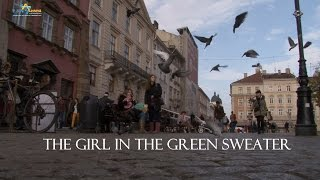 The girl in the green sweater lived in Lvov's sewers for 14 months