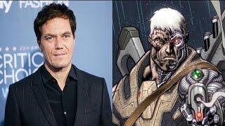 Michael Shannon favorito como Cable en Deadpool 2