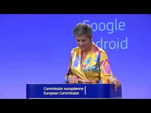 Google fined by EU Commission by competition  abuse related to Android