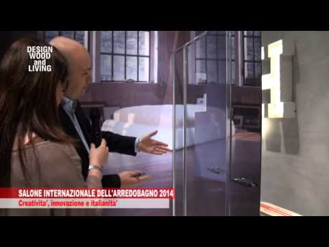 Design, wood and living, Speciale Salone internazione dell'ARREDOBAGNO 2014