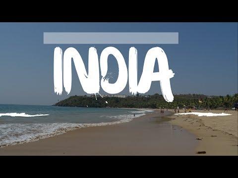 Tour to India 2017, Travel video  | Mumbai | Goa | Mangalore | Kolkata | Kerala