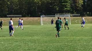 Belfast at Mount View boys soccer