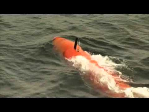 Autonomous Underwater Vehicle, HUGIN - Kongsberg Maritime