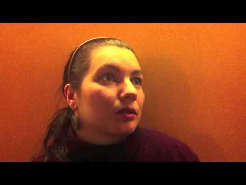 PÖFF Video Blog: Chat with Elen Lotman