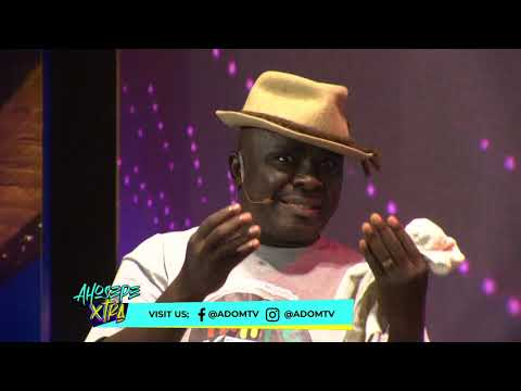 Ahosepe Xtra with Sister Sandy on Adom TV (18-9-21)