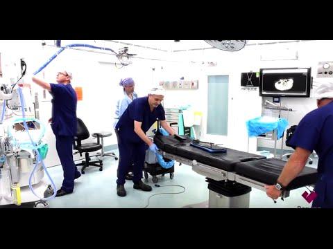 Theatre Tech at Barwon Health