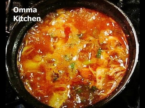 Spicy Korean Chicken Soup (닭국) By Omma's Kitchen