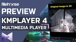 KMPlayer 4.0 - The Most Popular Multimedia Player - Download Software Preview