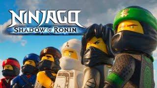 LEGO Ninjago Тень Ронина на русском языке 22 серия. Прохождение игры лего