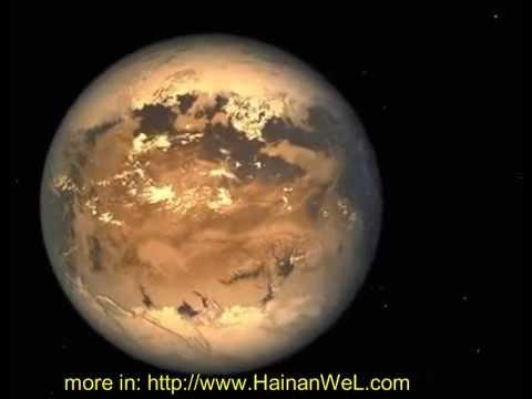 planet Kepler 186f similar to Earth На планете Kepler-186f ...