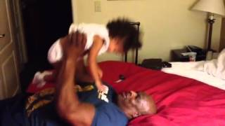Ronnie Coleman and lil Susie