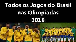 Todos os jogos do Brasil nas olimpíadas 2016 a conquista do ouro olímpico