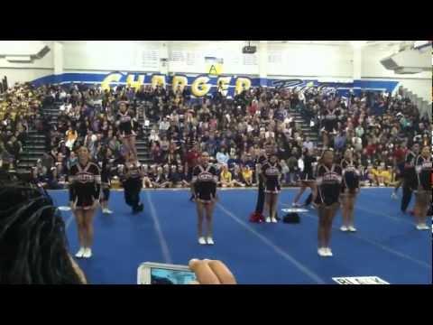 Arleta High School Cheer 2011-2012 first place regionals