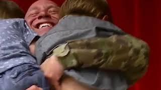 Filhos com saudades do pai