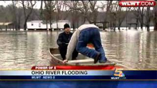 Ohio River Continues Steady Rise