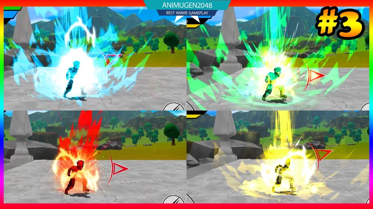warriors super saiyan apk hack by Shadowfall 009