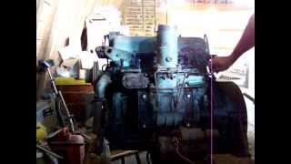 Detroit Diesel 4-51 2 cycle (true - no valves)