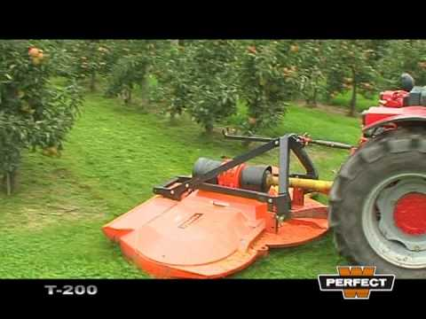 Desbrozadora De Hierba Perfect - T200   - Sermagasa S.L. thumbnail