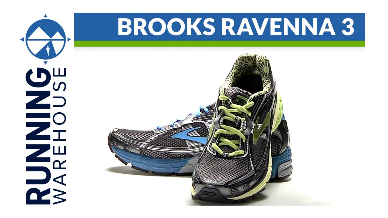 321618dc05c15 Brooks Ravenna 3 Shoe Review - YouTube