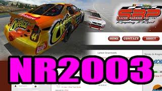 Top 10 Websites - Top 10 NR2003 Websites