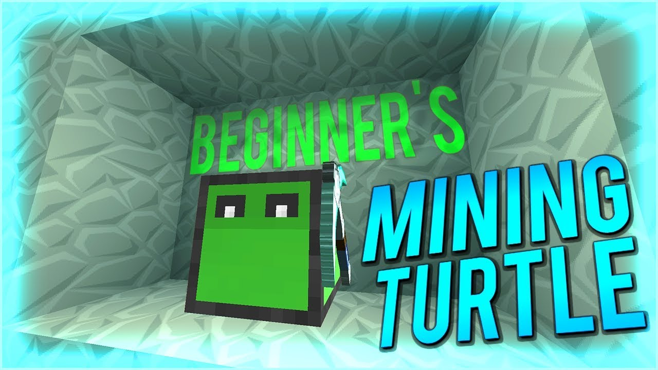 How To Use A Beginner's Mining Turtle - Tekkit Legends Discussion