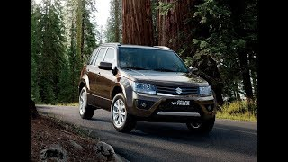 2018 All New Grand Vitara - Test Drive