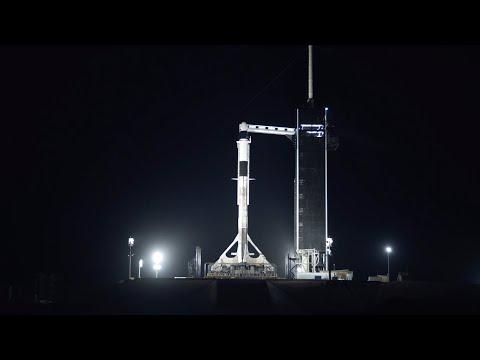 Crew Dragon In-Flight Escape Demonstration Recap