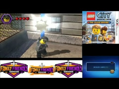 Lego City Undercover The Chase Begins Episode 4