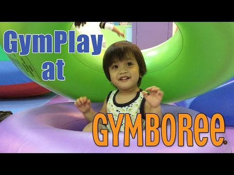 Gymboree Play and Music Greenbelt 5 - GymPlay with Happy David