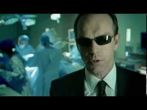 GE General Electric Hired Agent Smith of 'The Matrix' For Connected hospitals