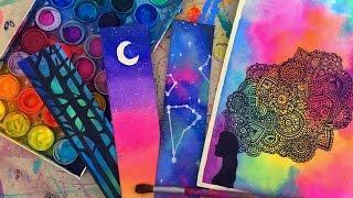 Mi secreto para pintar con Acuarelas!! Dani Hoyos Art