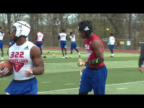 Johnny Martin III Highlights #322 Rivals Camp Series New Jersey 2018