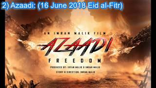 7 Din Mohabbat In, Wajood, Azaadi BO Collections   Weekends   Lifetime Collection