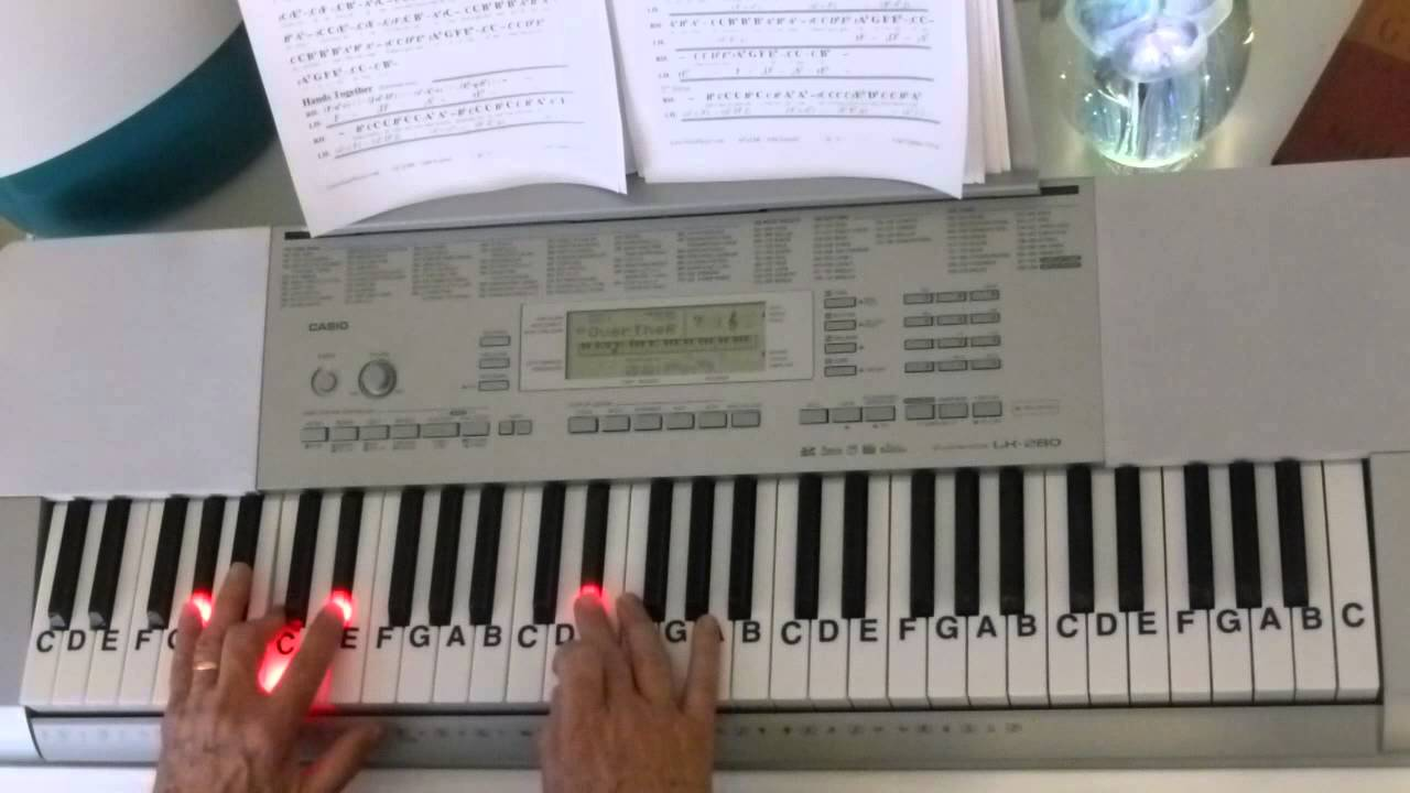 Pdf play how to keyboard