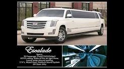 Cadillac Escalade Detroit MI | Limo Rentals | Dream Limousines Inc.