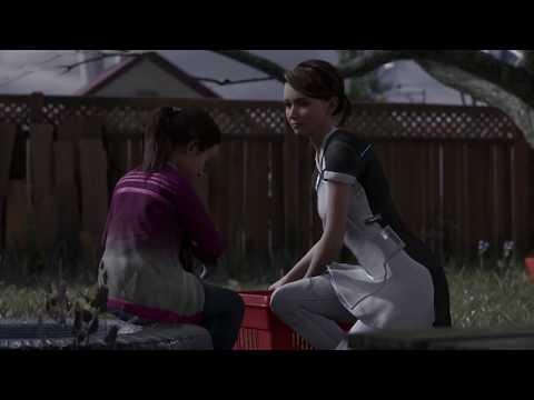 Detroit: Become Human Trailer - Paris Games Week 2017