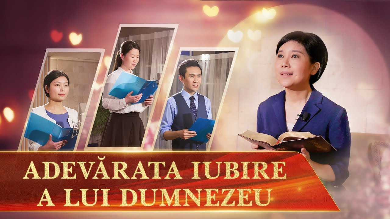 """Relatări din viața reală – Reconstituiri narate """"Adevărata iubire a lui Dumnezeu"""""""