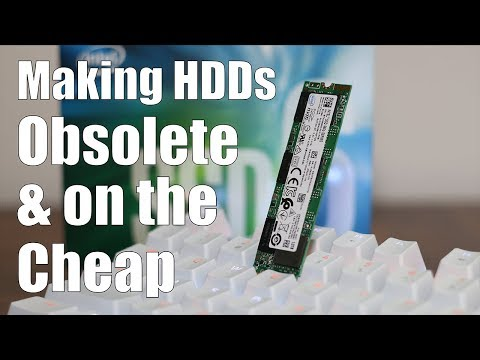 SSDs on the Cheap! Intel 660p Review