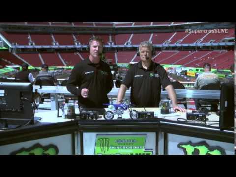 Race Day LIVE 2015 - Round 15 - Santa Clara, CA at Levi's Stadium