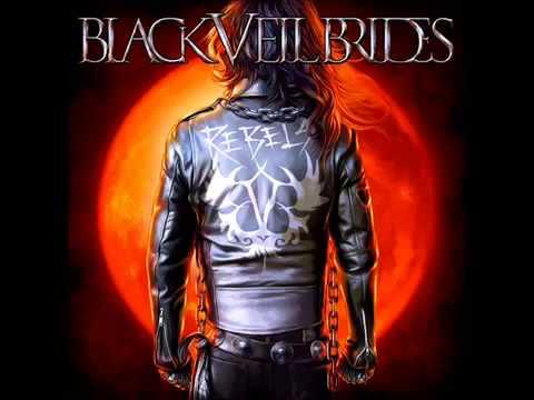 Black Veil Brides Rebels Album