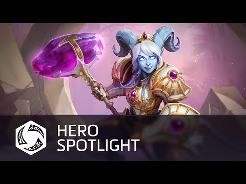 Hero Spotlight: Yrel