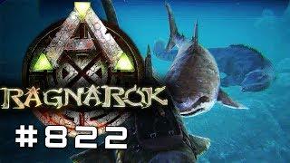 Ark Ragnarok Unterwasser Base